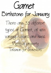 » January Birthstone And Birth Flower: Meaning and ...